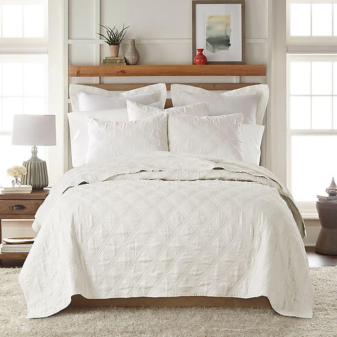 Alternate image 1 for Levtex Home Washed Linen Quilt