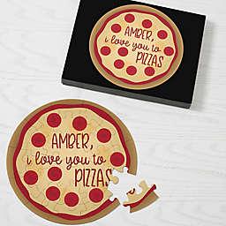 Valentine's Day Pizza Jigsaw Puzzle