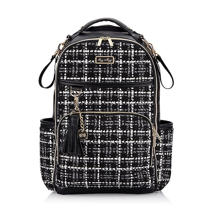 Alternate image 1 for Itzy Ritzy® Boss Plus™ Diaper Bag Backpack