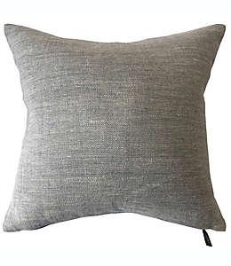 Cojín decorativo de lino Bee & Willow™ Home color azul claro