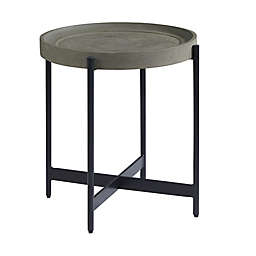 Alaterre Brookline 20-Inch Round End Table