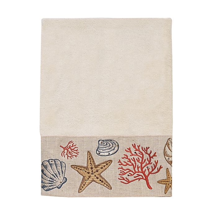 Alternate image 1 for Avanti Sea Treasure Bath Towel