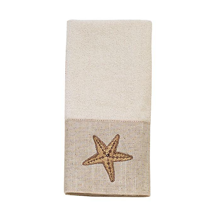 Alternate image 1 for Avanti Sea Treasure Fingertip Towel
