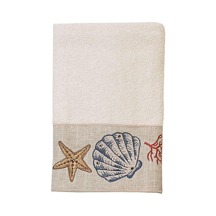 Alternate image 1 for Avanti Sea Treasure Hand Towel