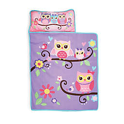 Baby Boom® Woodland Friends Nap Mat in Lilac