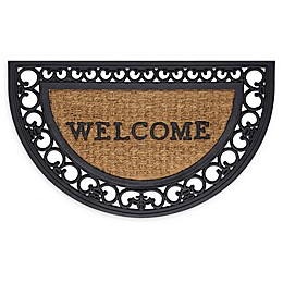 Achim Wrought Iron Border Welcome 18\
