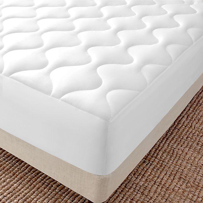 Alternate image 1 for Therapedic® TENCEL™ Temperature Perfection Queen Mattress Pad