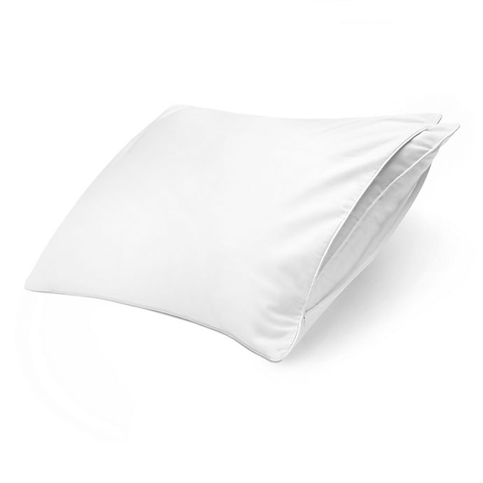 Alternate image 1 for Therapedic® Wholistic Antimicrobial Pillow Protector