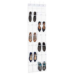 Simply Essential™ 24-Pocket Over-the-Door Shoe Organizer