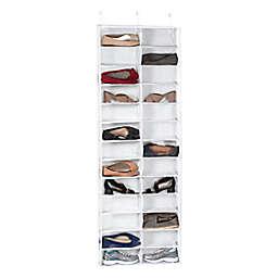Simply Essential™ 26-Pocket Over-the-Door Organizer