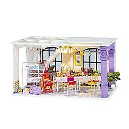 Party Time DIY Miniature Dollhouse 237-Piece 3D Puzzle