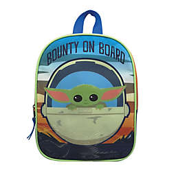"Star Wars® The Mandalorian The Child ""Bounty On Board"" Backpack"