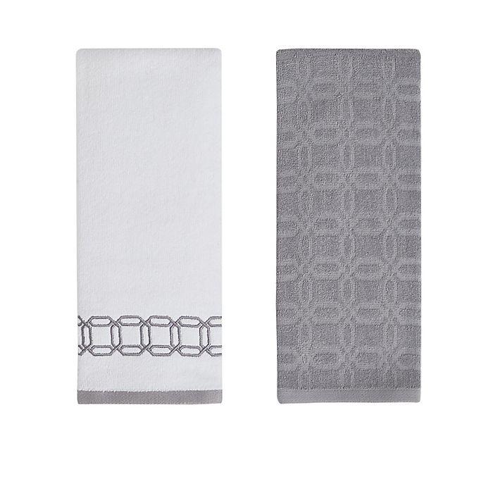 Alternate image 1 for Merlin 2-Piece Hand Towel Set