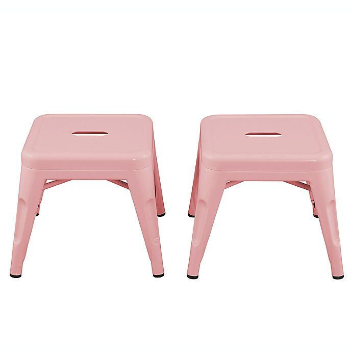 Alternate image 1 for Acessentials® Activity Stools (Set of 2)