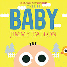 """Macmillan """"This Is Baby"""" by Jimmy Fallon"""