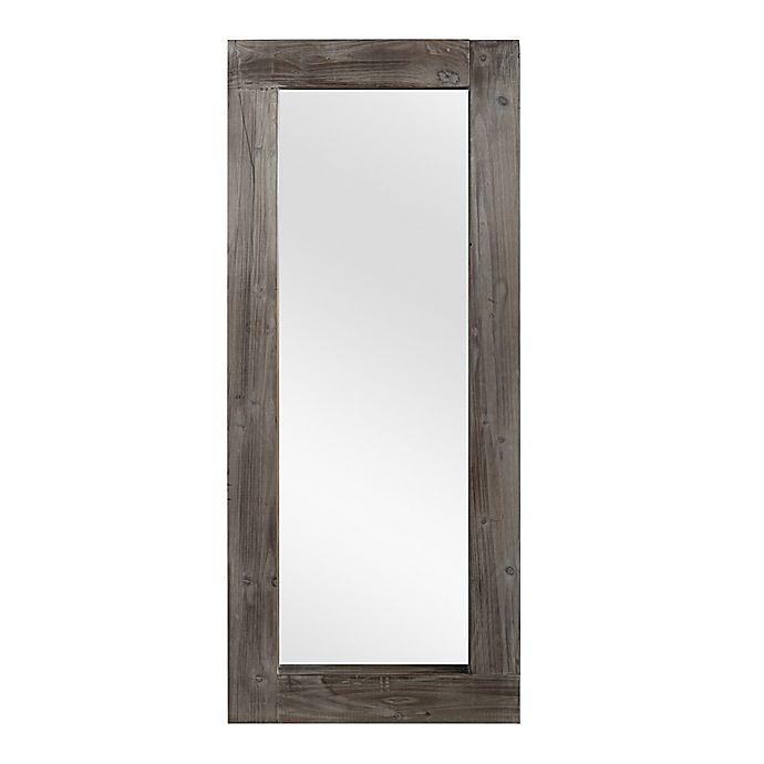 Alternate image 1 for Retro 58-Inch x 24-Inch Full-length Floor Mirror