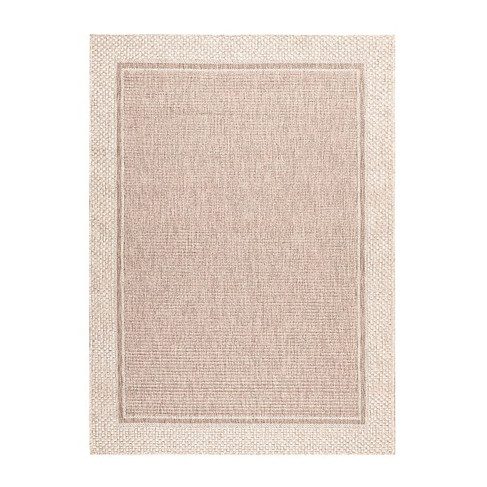 Alternate image 1 for Bee & Willow™ Sycamore Indoor/Outdoor Rug in Natural