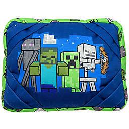 Minecraft TNT Creeper Tablet Pillow