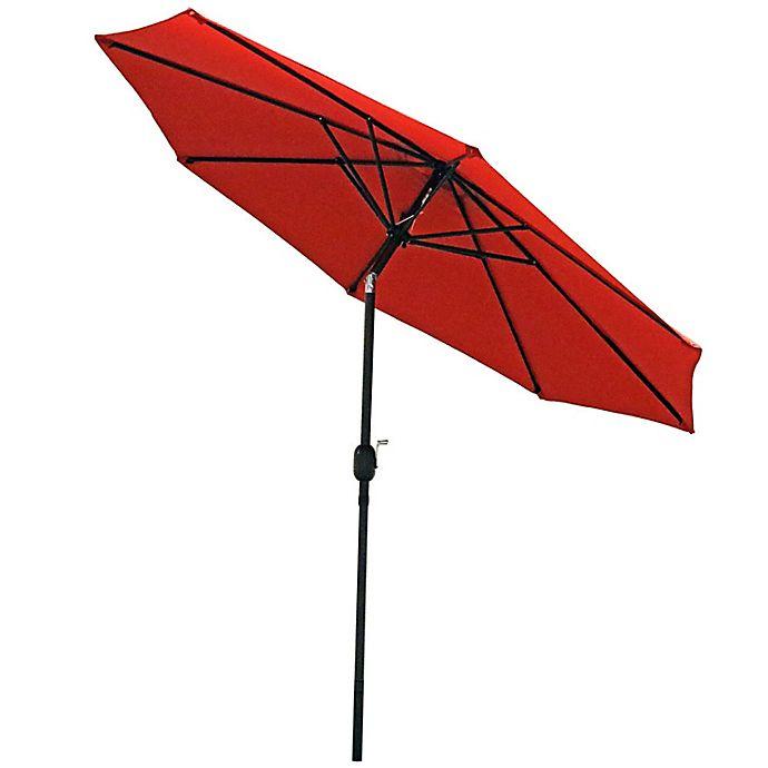 Alternate image 1 for Sunnydaze Octagon Patio Umbrella