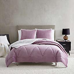 UGG® Avery 3-Piece Reversible Full/Queen Comforter Set in Verbena