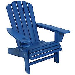 Sunnydaze All-Weather Adirondack Chair