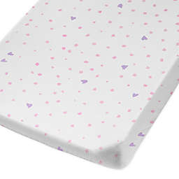 The Honest Company® Love Dot Organic Cotton Changing Pad Cover