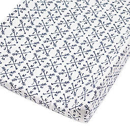 The Honest Company® Compass Organic Cotton Changing Pad Cover