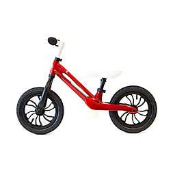 QPlay Racer Balance Bike in Red