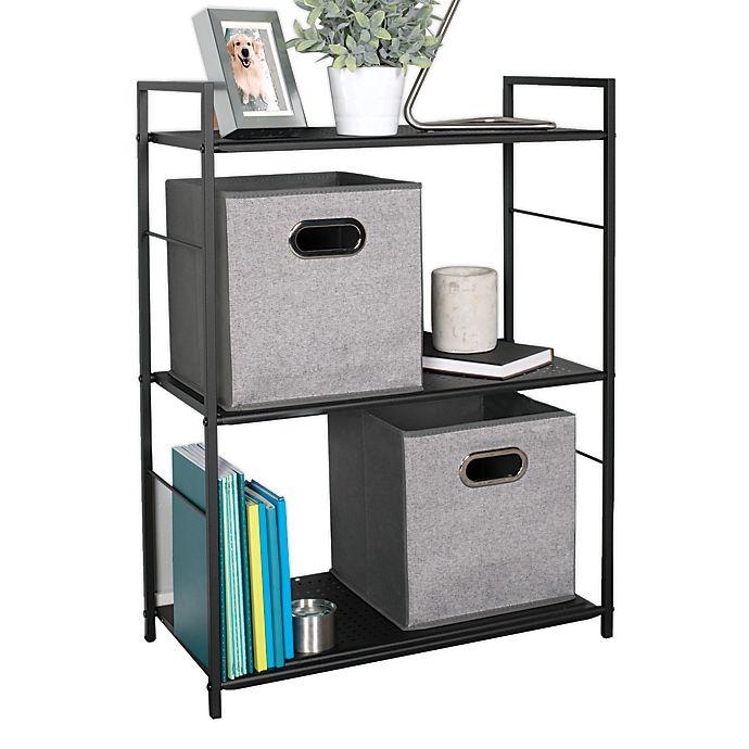 Alternate image 1 for Simply Essential™ 3-Tier Shelf