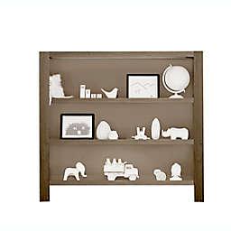 Milk Street Baby Relic 2-Shelf Hutch/Bookcase in Fossil Grey