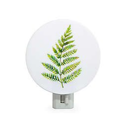 Kikkerland Fern Night Light