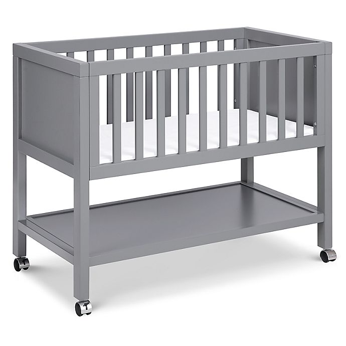 Alternate image 1 for DaVinci Archie Portable Bassinet in Grey