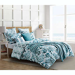 Clarion 8-Piece Reversible Comforter Set