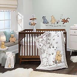 Lambs & Ivy® Storytime Pooh 3-Piece Crib Bedding Set in Beige
