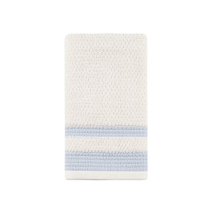 Alternate image 1 for Bee & Willow™ Home Triple Stripe Hand Towel