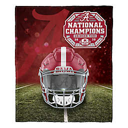 University of Alabama 2020 College Football Playoff National Championship Silk Touch Throw