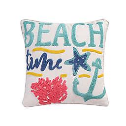 Levtex Home Playa Vista Beach Time Square Throw Pillow