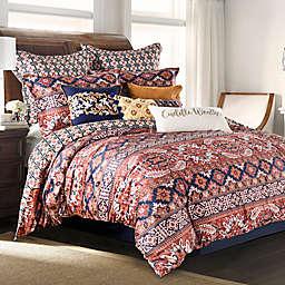 Levtex Home® Madera 3-Piece King Duvet Set in Red
