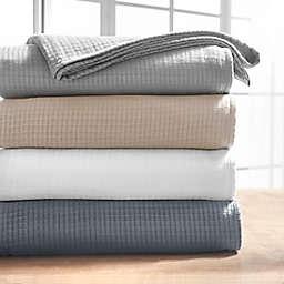 Nestwell™ Pure Earth™ Organic Cotton Matelassé Blanket