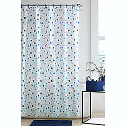 Simply Essential™ Multi Dots 4-Piece Bath Bundle
