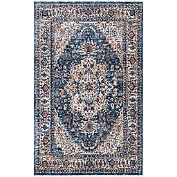 Bee & Willow™ Home Ashbrook 6' x 9' Area Rug in Navy