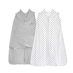 HALO® SleepSack® Swaddle and Wearable Blanket Organic Cotton Gift Set in Cloud