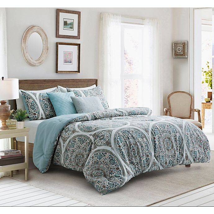 Alternate image 1 for Willow Road Mirielle 5-Piece Comforter Set