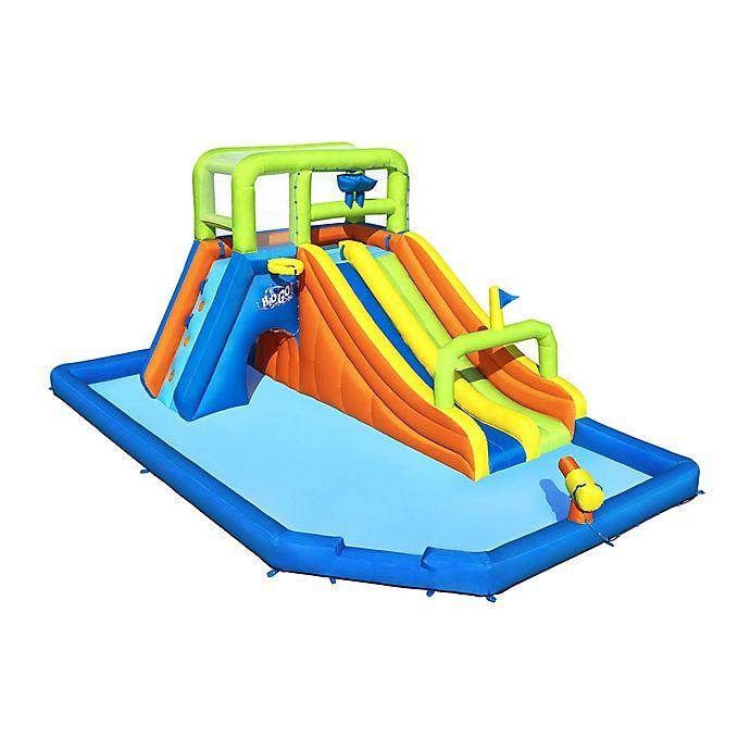 Alternate image 1 for Bestway H2OGO! Wild Tide Inflatable Water Park