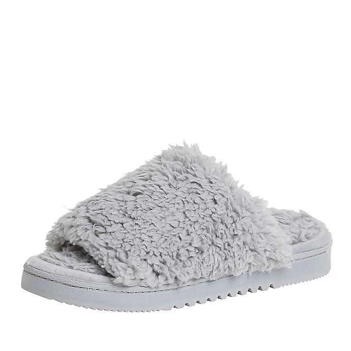Alternate image 1 for Cozy Mountain™ Women's Sherpa Slide Slippers