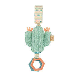 Itzy Ritzy® Sweetie Jingle™ Cactus Activity Toy in Green