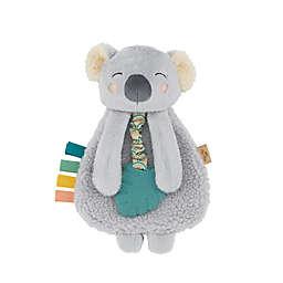Itzy Ritzy® Lovely Pal™ Koala Teether Toy in Grey