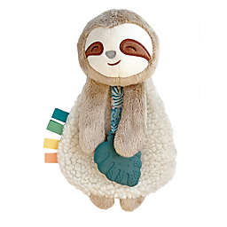 Itzy Ritzy® Lovey Pal™ Sloth Teether Toy in Brown