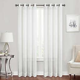 Simply Essential™ Voile Grommet Sheer Window Curtain Panel