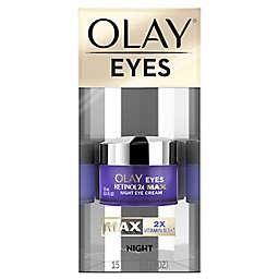 Olay® .5 oz. Retinol 24 Max Night Eye Cream